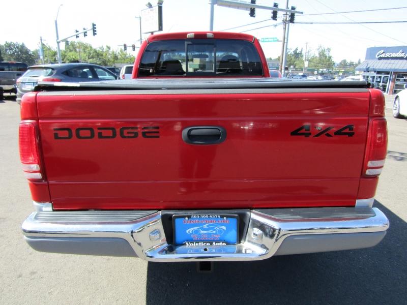 Dodge Dakota 2001 price $8,477