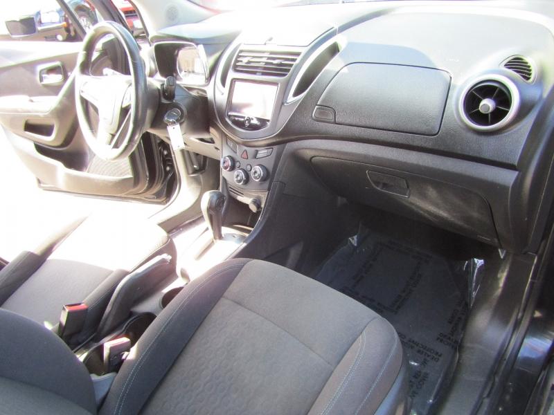 Chevrolet Trax 2015 price $12,977