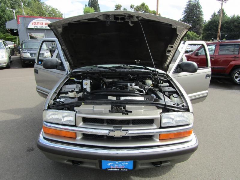 Chevrolet Blazer 2001 price $3,977