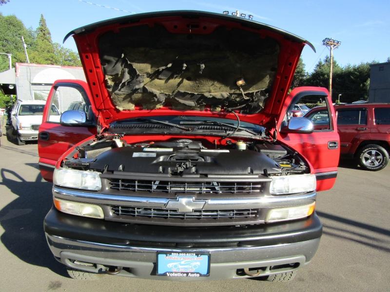 Chevrolet Silverado 1500 2001 price $7,977