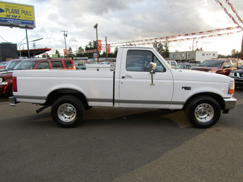 Ford F-150 1996 price $7,977
