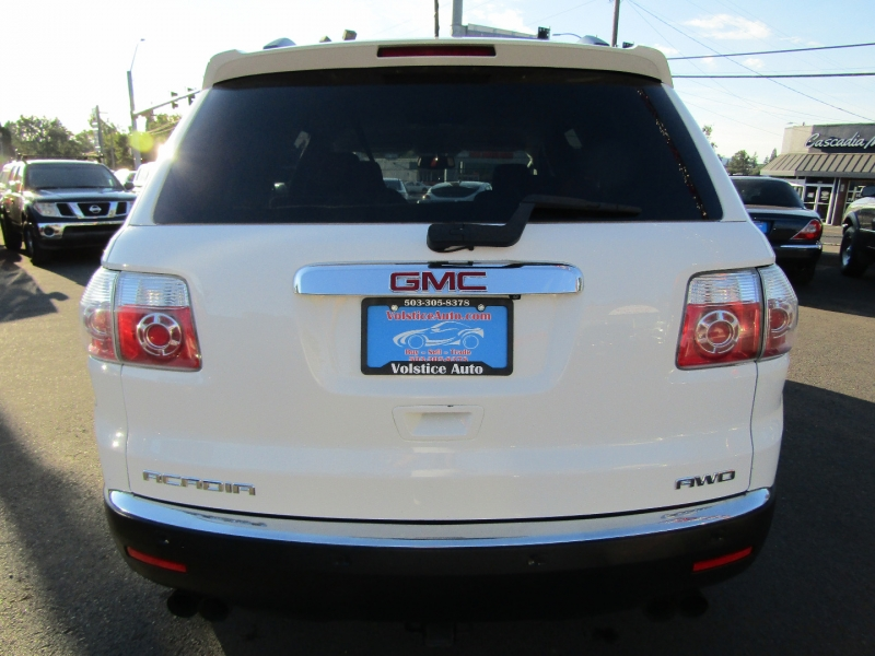 GMC Acadia 2011 price $9,977