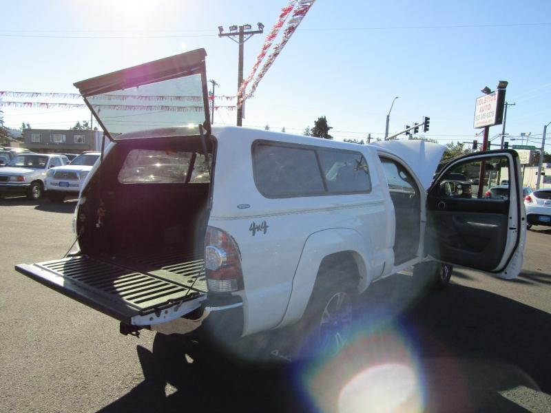 Toyota Tacoma 2010 price $8,977
