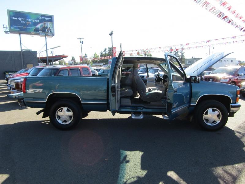 Chevrolet Silverado 1500 1998 price $10,977