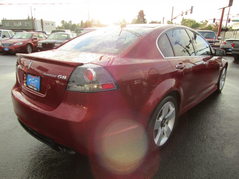 Pontiac G8 2009 price $18,977