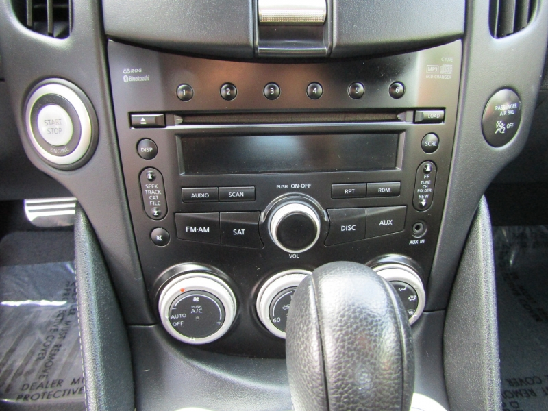 Nissan 370 Z 2009 price $19,477