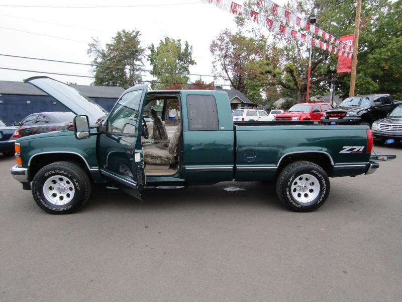 Chevrolet Silverado 1500 1997 price $5,977