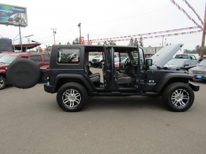Jeep Wrangler 2007 price $18,977