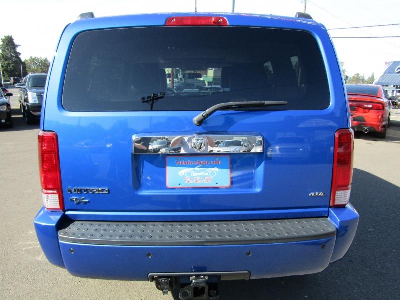 Dodge Nitro 2008 price $10,977
