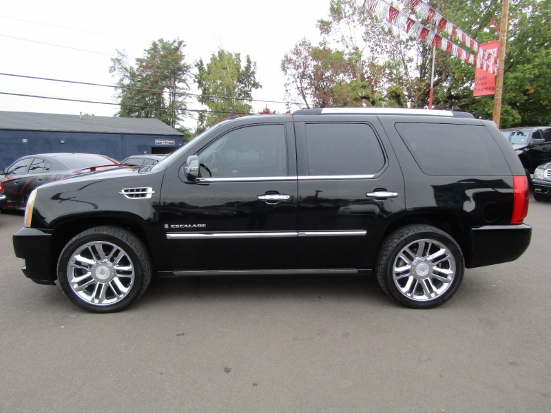Cadillac Escalade 2008 price $17,977