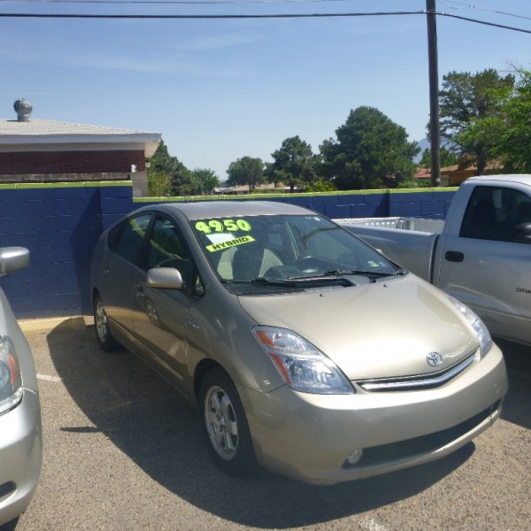 TOYOTA PRIUS 2007 price Call for Pricing.