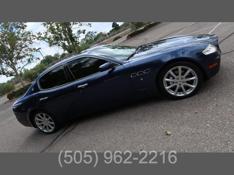 Maserati QUATTROPORTE 2005 price $14,750
