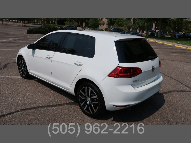 VOLKSWAGEN GOLF 2015 price $13,455