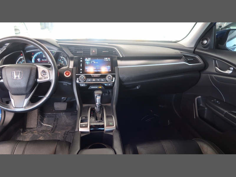 HONDA CIVIC SEDAN 2016 price $17,450