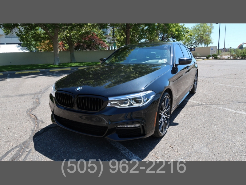 BMW 5 SERIES 2017 price $39,250