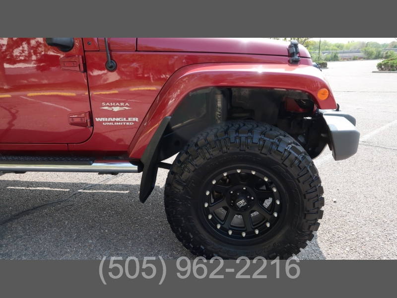 JEEP WRANGLER UNLIMITED 2013 price $27,250