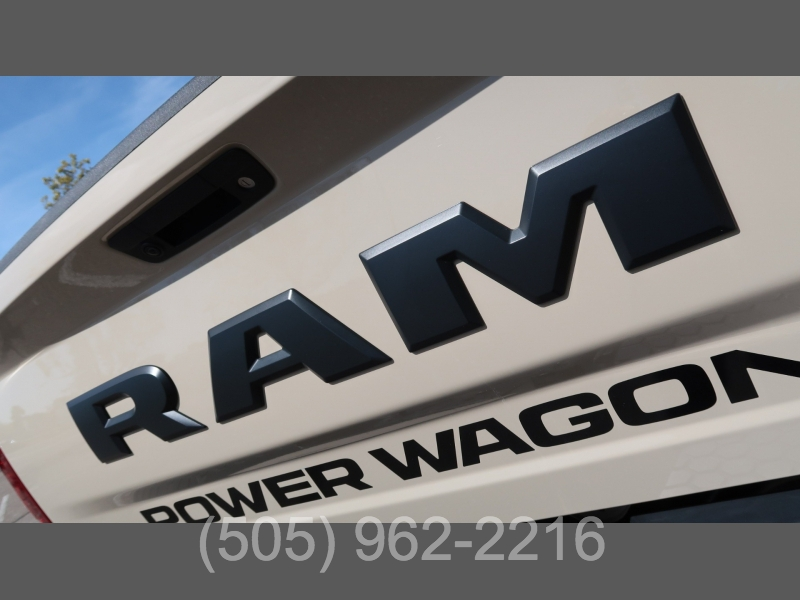 RAM 2500 2018 price $56,250