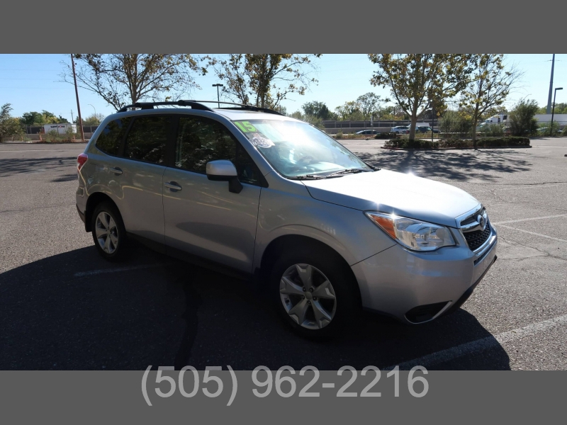 SUBARU FORESTER 2015 price $17,750