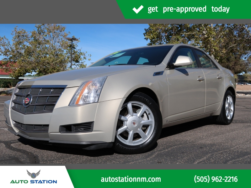 CADILLAC CTS 2008 price $10,750