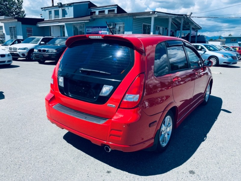 Suzuki Aerio 2004 price $4,900