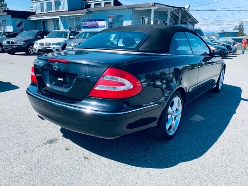 Mercedes-Benz CLK-Class 2005 price $5,900