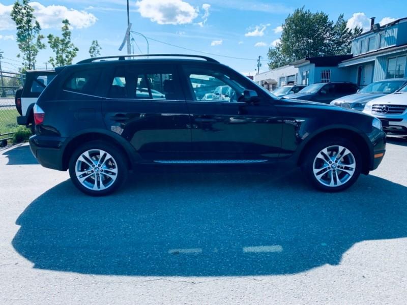 BMW X3 2008 price $10,500