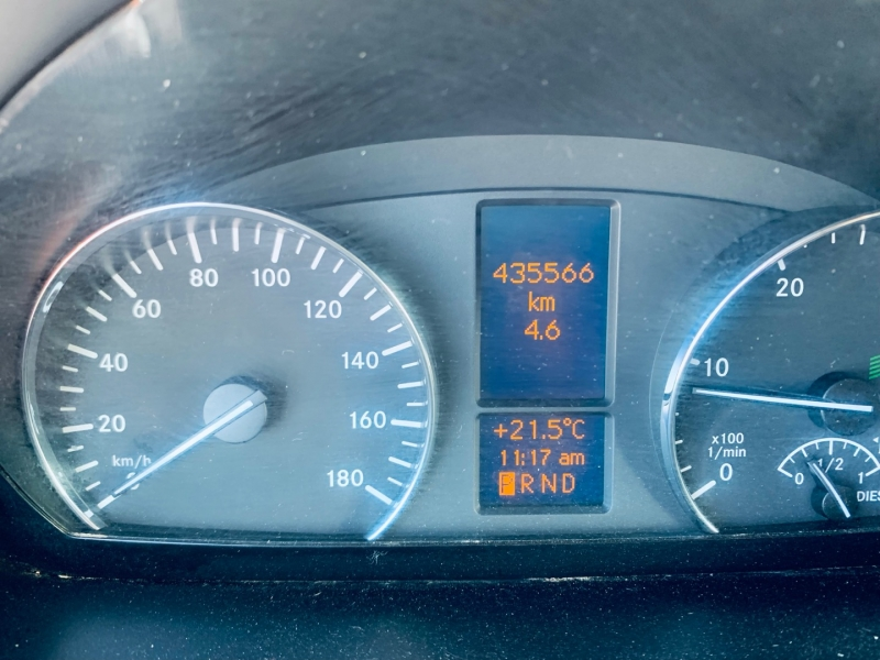 Mercedes-Benz Sprinter 2012 price $16,900