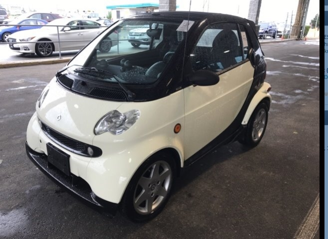 Smart fortwo 2005 price $5,900