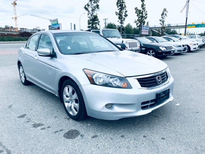 Honda Accord 2008 price $4,900
