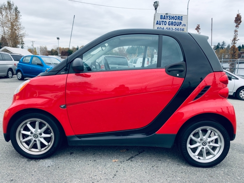 Smart fortwo 2010 price $3,900