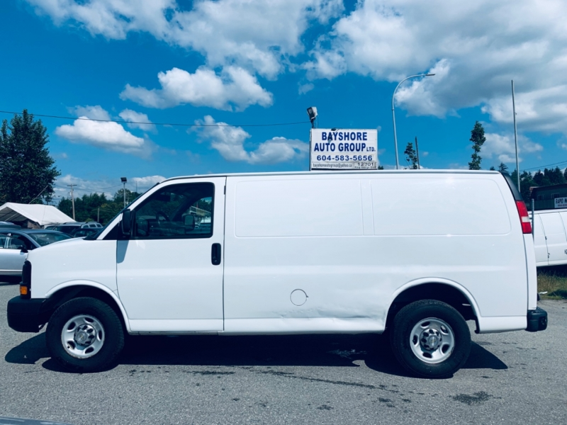 Chevrolet Express Cargo Van 2013 price $10,900