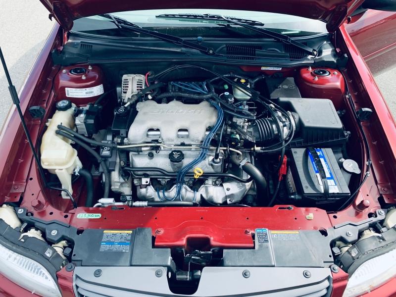 Chevrolet Malibu 2003 price $3,900
