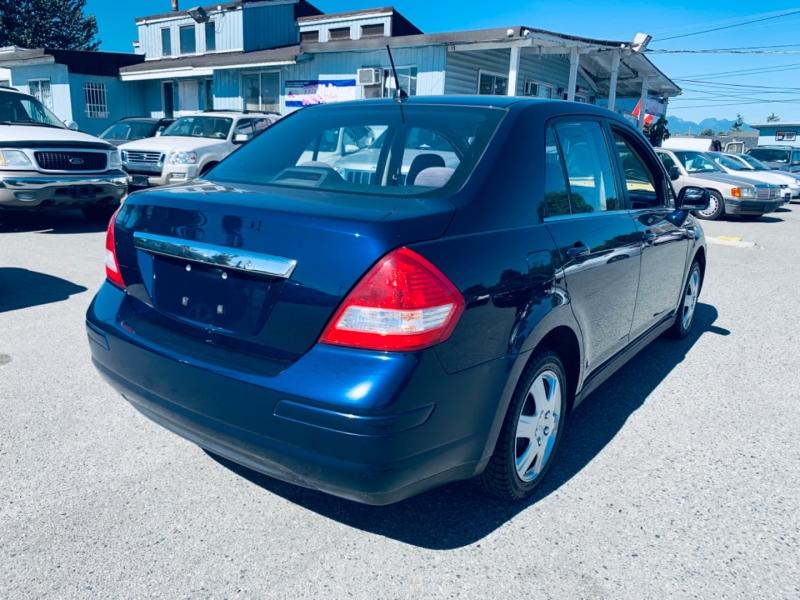 Nissan Versa 2008 price $4,900