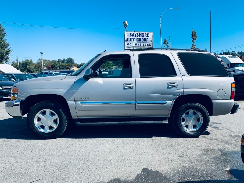 GMC Yukon 2004 price $5,900
