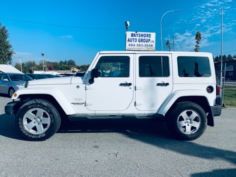 Jeep Wrangler Unlimited 2012 price $26,900