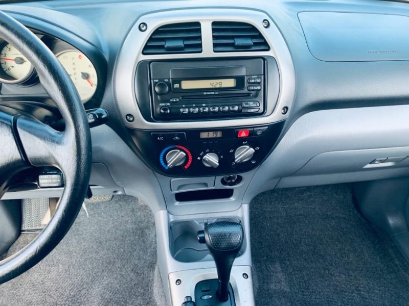 Toyota RAV4 2003 price $7,900