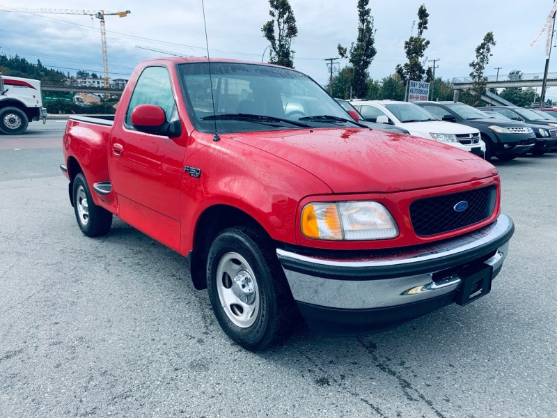 Ford F-150 1997 price $7,900