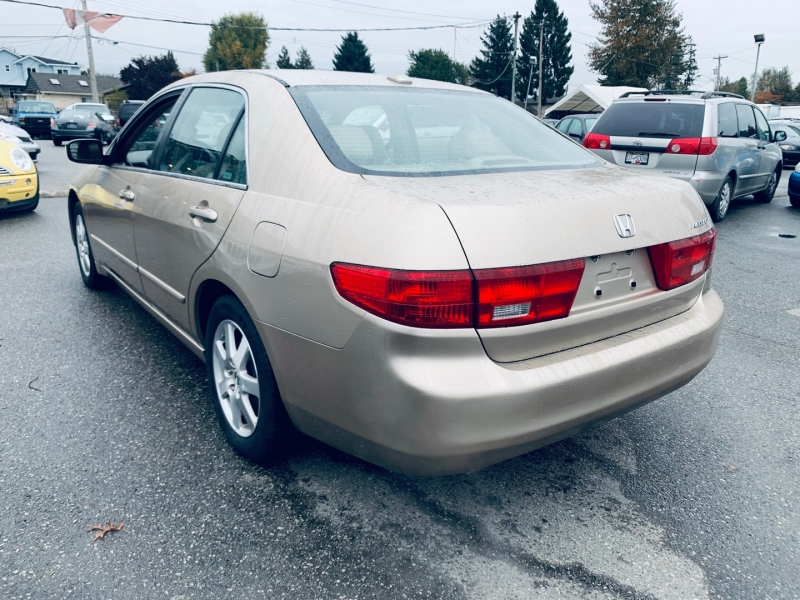 Honda Accord 2005 price $5,500
