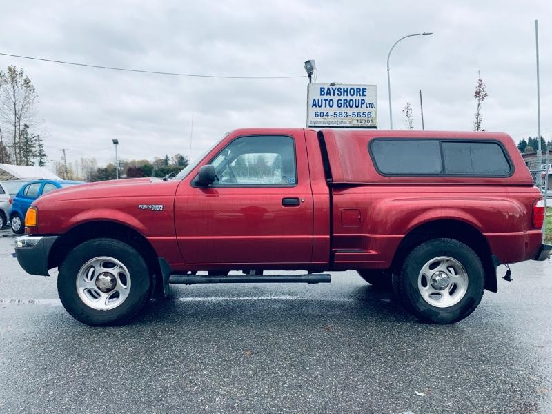 Ford Ranger 2002 price $6,900