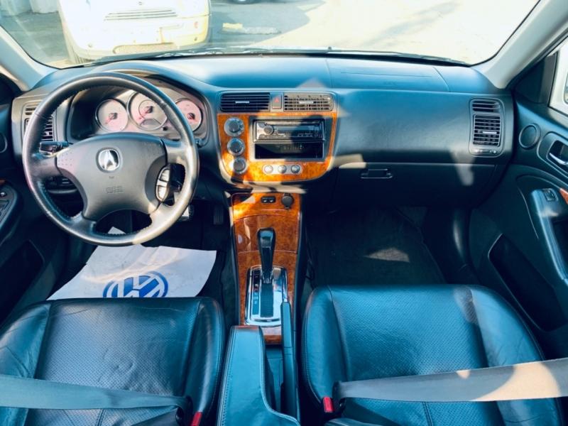 Acura EL 2004 price $4,500
