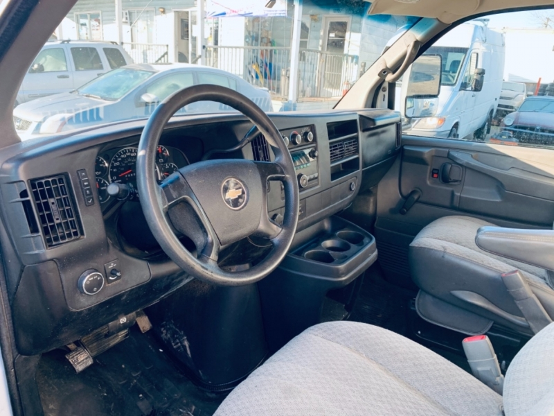 Chevrolet Express Cargo Van 2008 price $14,900