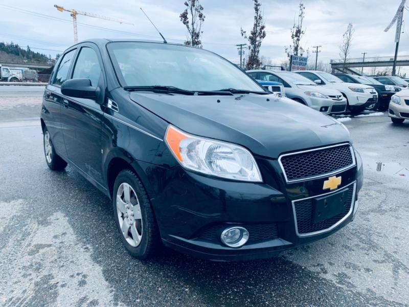 Chevrolet Aveo 2009 price $3,900