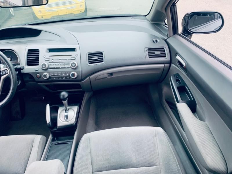Honda Civic Sedan 2010 price $8,900