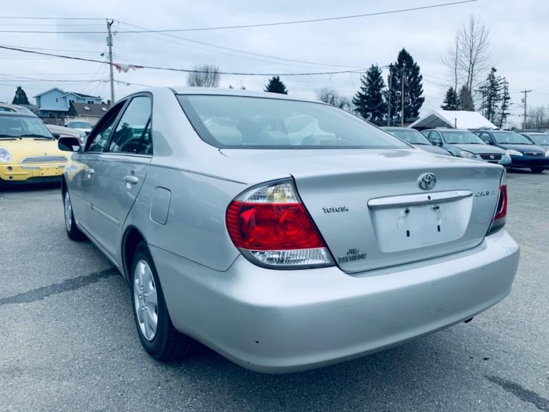 Toyota Camry 2005 price $4,900