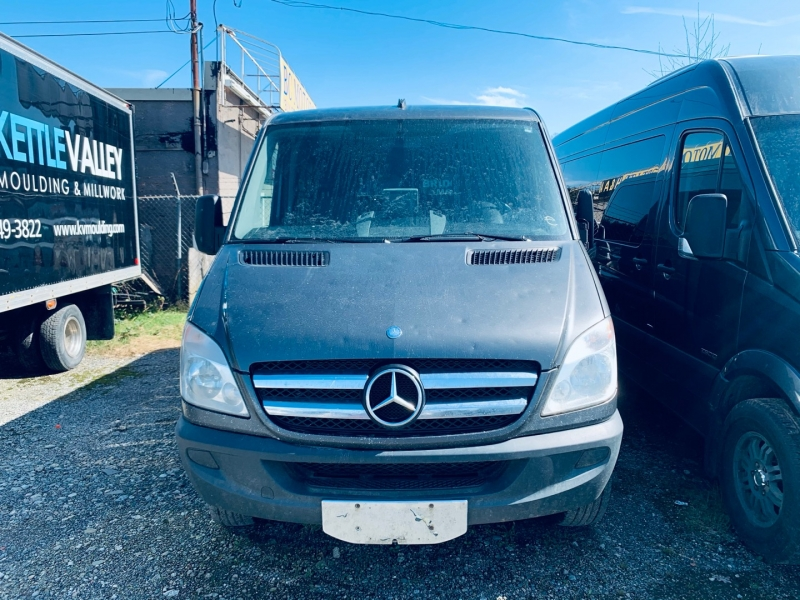 Mercedes-Benz Sprinter 2012 price $18,900