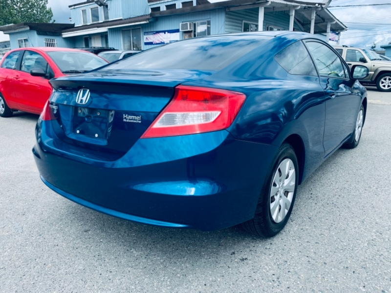 Honda Civic Coupe 2012 price $7,900
