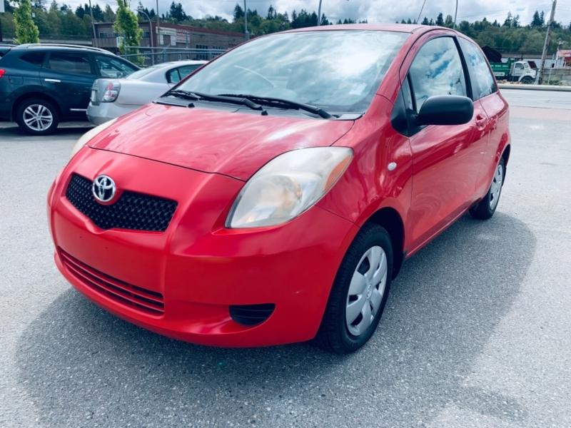 Toyota Yaris 2008 price $4,900
