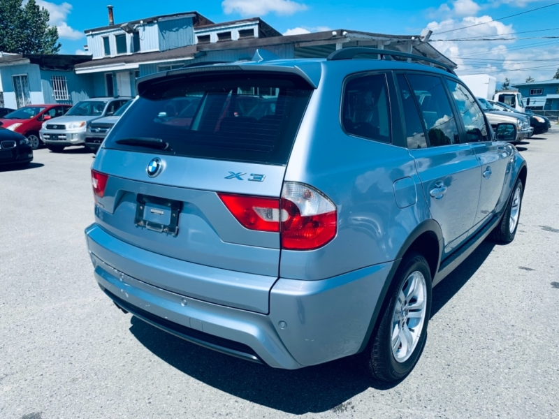 BMW X3 2006 price $4,900
