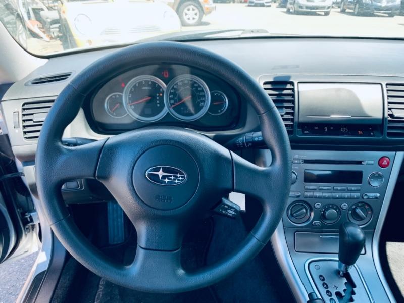 Subaru Legacy 2005 price $6,900