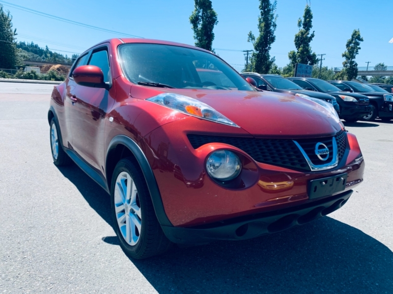 Nissan JUKE 2012 price $10,900